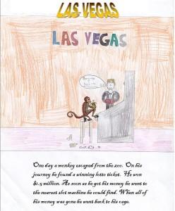 'Las Vegas' by Ellen.