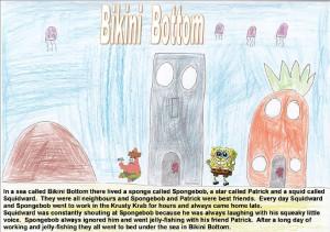 'Bikini Bottom' by Diane