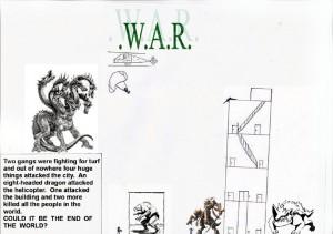 W.A.R. by Lee