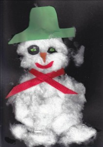 Daniel's Snowman
