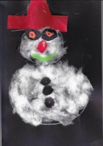 Amy's Snowman