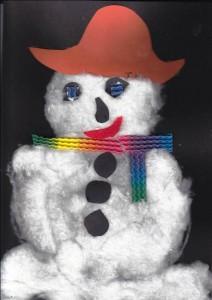 Jamie's Snowman