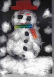 Megan's Snowman