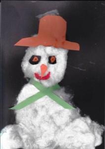 Orlaith's Snowman