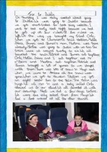 Nicola's Trip To Dublin.