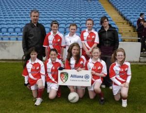 Gortskehy Girls' Team.