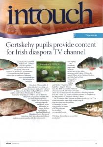 InTouch Magazine, September 2011