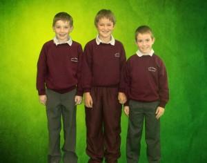 Thomas, Jamie, Joseph
