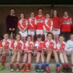 Gortskehy/Meelickmore team - Claremorris Area Winners 2012