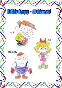 Humpty Dumpty - An Fhíorscéal