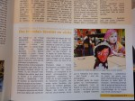 Our visit to Strasbourg in the local news magazine.