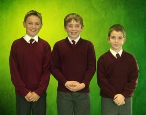 Jamie, Thomas, Joseph