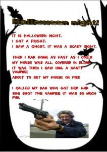 Gran with a Gun
