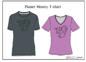 Planet Money T-shirt