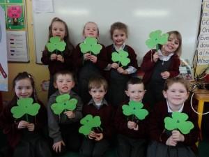Happy Saint Patrick's Day 2014