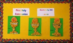 Holy Communion 2015