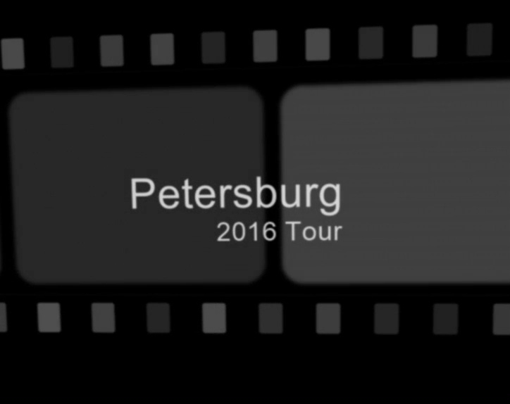 Tour to Petersburg (22nd June 2016)