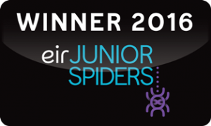 2016 Junior Spider Winners