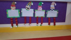We enjoyed making Elves!