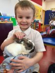 Darragh and Thumper