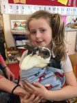 Niamh and Thumper