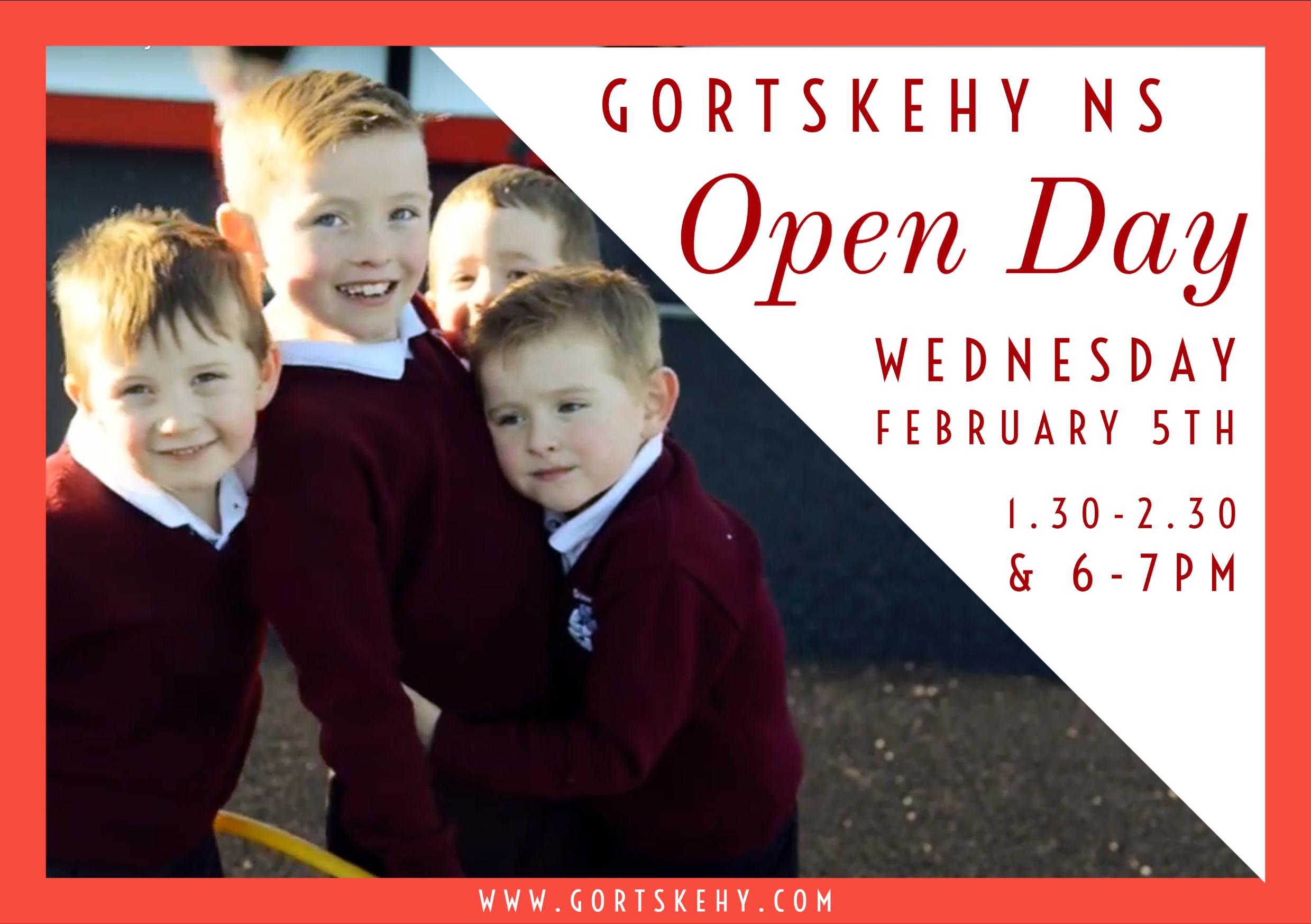 2020 Gortskehy Open Day