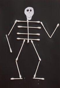 Dayna's Skeleton