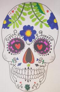 Dayna's Skull