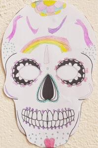 My sugar skull