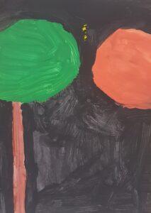 Senan's Tree Art