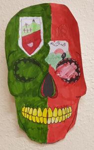 Senan's skull