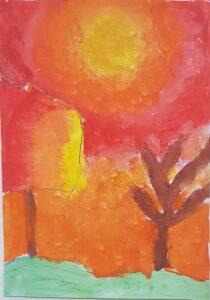 my Autumn art